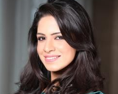 Shubhangi Tyagi Ponds Femina Miss India 2013 Chandigarh 2nd runner up
