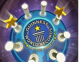 Guinness world Record- Ab India Todega