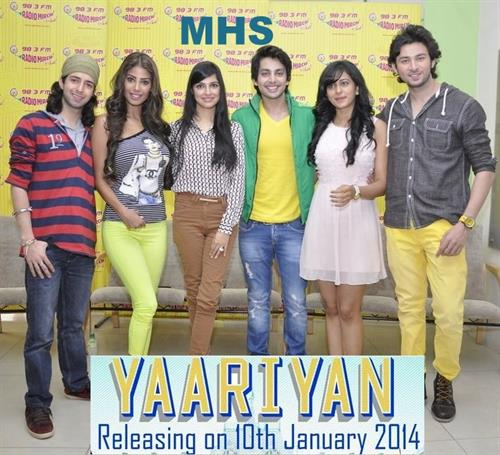 Yaariyan Movie review - A journey from your teenage to grown up for your responsibilities